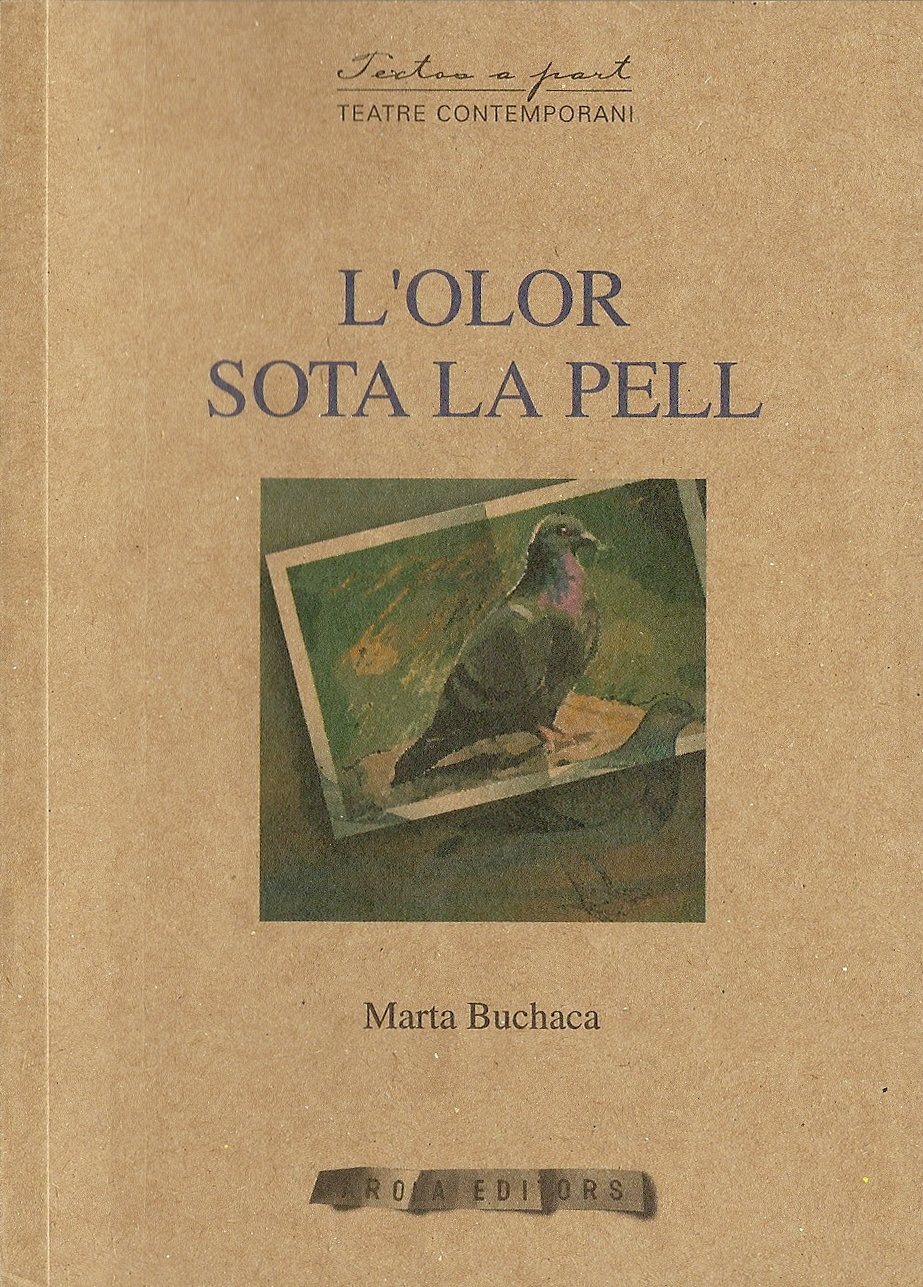 de Marta Buchaca, guionista, dramaturga i directora de teatre